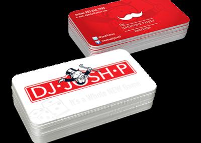 Branding_DJJoshP_BusCard_Mockup
