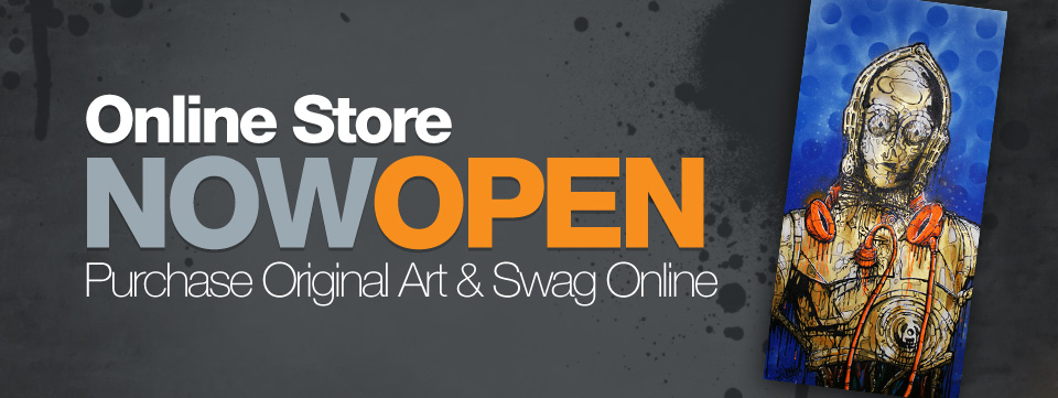 New Online Store