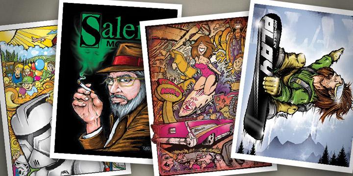 Salem Monthly