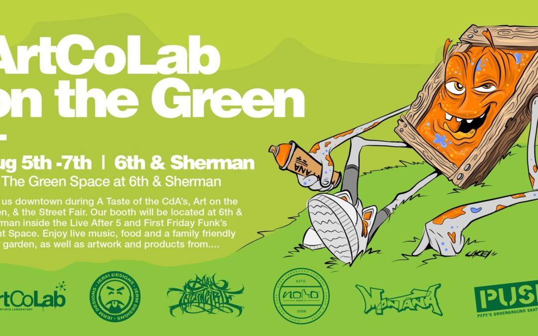 ArtCoLab On The Green | ArtCoLab