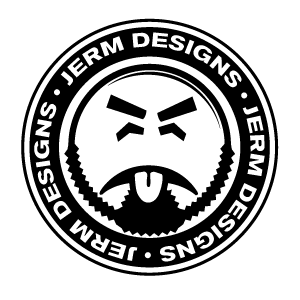 jerm designs logo
